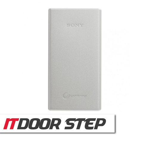 SONY 10000MAH CP-R10 Quick Charge Power Bank (Silver)