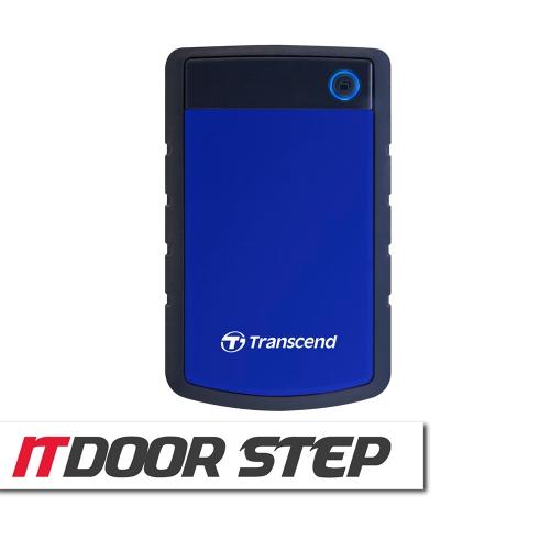 Transcend StoreJet 25H3 Blue (1TB/2TB/4TB)